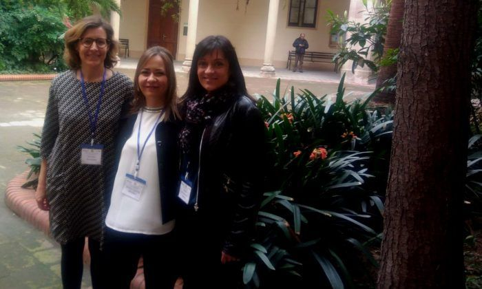 ANYDA ASISTE A LA SEGUNDA JORNADA DE TERAPIA FLORAL COLISEUM-CENTRO GAIA 2018